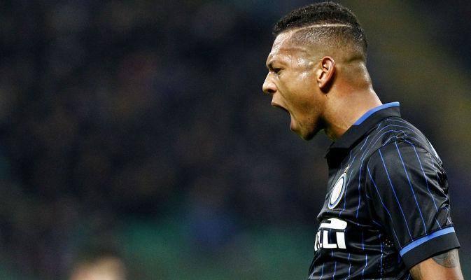 Fresy Guarin, un gol ed un assist nel 2-0 dell'Inter sul Palermo