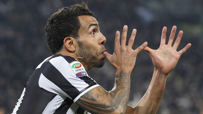 Carlos Tevez, sfiorò il Milan prima della Juventus