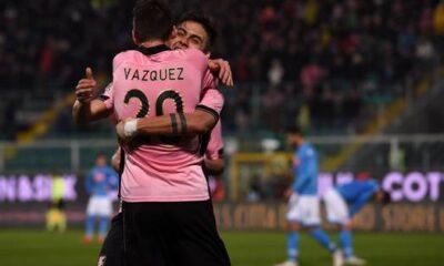 Palermo in gol