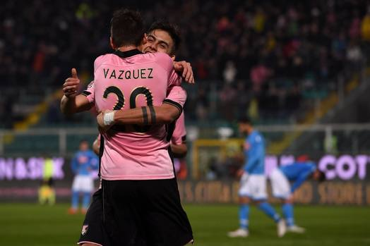Palermo in gol