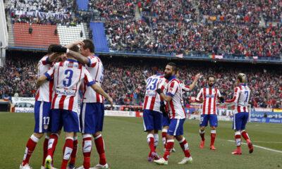 Liga, l'Atletico Madrid annichilisce il Real e cerca il bis scudetto