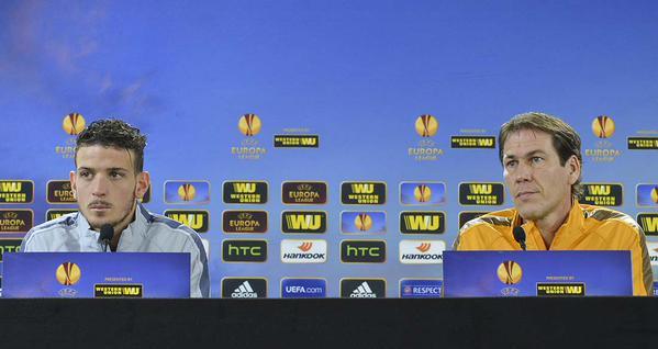 Verso Roma-Feyenoord, Rudi Garcia deciso: conta solo vincere