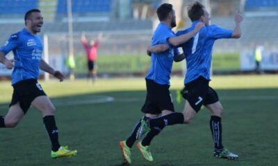 Novara, capolista del girone A di Lega Pro