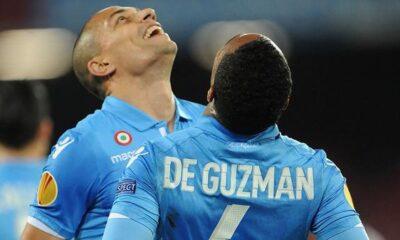Al Napoli basta De Guzman: contro il Trabzonspor è 1-0