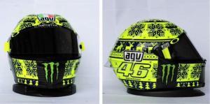 Il nuovo casco di VR46