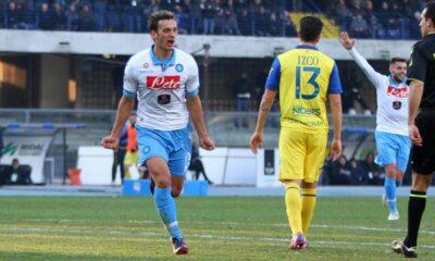 Pagelle Chievo-Napoli 1-2: Gabbiadini da sballo, Benitez può esultare