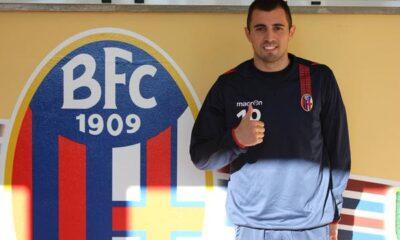 Krsticic, nuovo giocatore del Bologna
