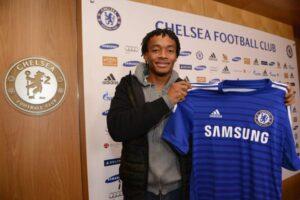 Cuadrado, Fiorentina nuovo giocatore del Chelsea