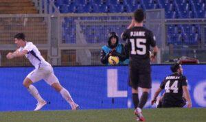 Coppa Italia: Fiorentina-Juventus in semifinale. Gomez manda in crisi la Roma