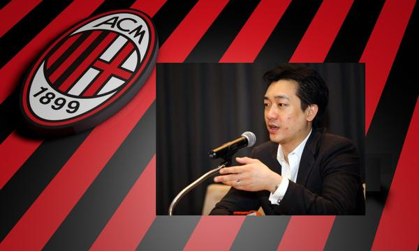 Bee Taechaubol, broker thailandese interessato all'acquisto del Milan