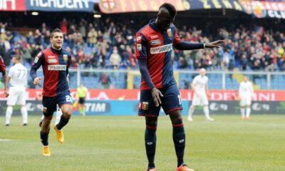 Niang, doppietta contro il Verona