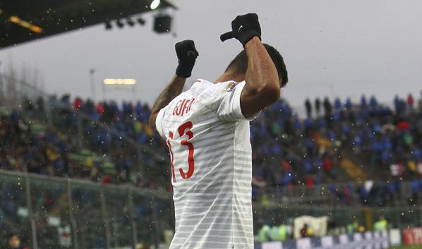 Guarin protagonista nella vittoria dell'Inter sull'Atalanta.