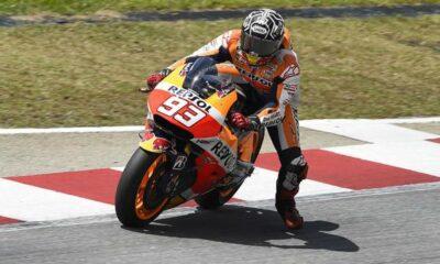MotoGP, l'alieno Marquez colpisce ancora