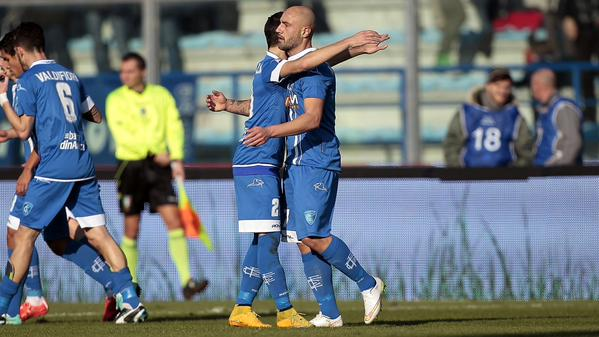 Pagelle Empoli-Cesena 2-0: toscani fantastici, romagnoli annichiliti