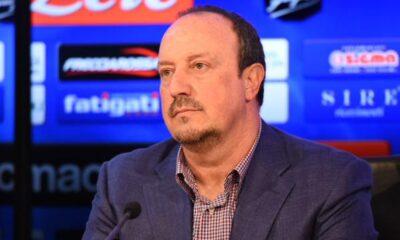 Benitez ha parlato alla viglia di Lazio-Napoli.