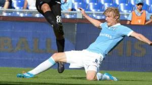 E' Dusan Basta il migliore in campo di Udinese-Lazio.