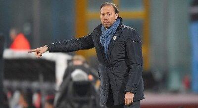 Marcolin, allenatore del Catania