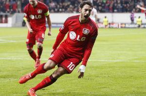 Hakan Calhanoglu, decisivo contro l'Atletico Madrid