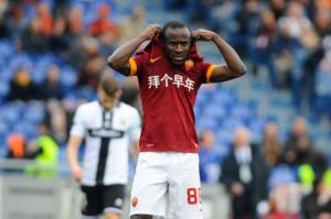 Seydou Doumbia, esordio deludente contro il Parma