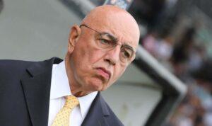 Adriano Galliani voleva Conte sulla panchina rossonera