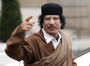 """La profezia di Gheddafi:"""" Senza di me, vi invaderanno"""""""