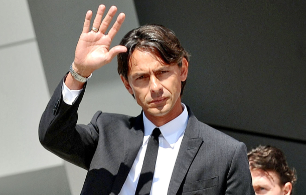 Inzaghi, sempre più in bilico sulla panchina del Milan