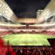 La nuova casa del Milan: uno stadio da 48.000 posti | GALLERY