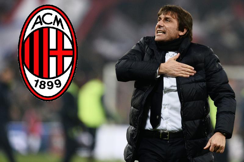 Conte, sogno irrealizzato del Milan