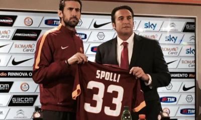 """Roma, Spolli si presenta: """"Essere qui è un sogno. Dalla B in giallorosso, salto di qualità"""""""