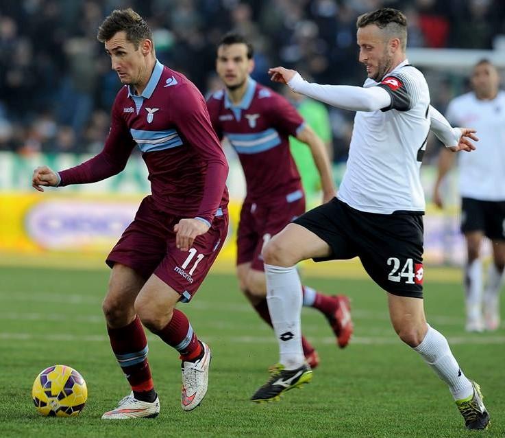 Serie A: la Lazio cade a Cesena