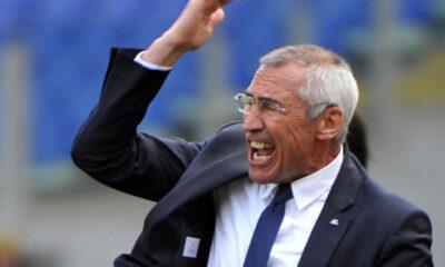 Edy Reja con la Lazio ha sfiorato per ben due volte la Champions.