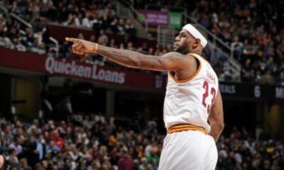 LeBron James ha sconfitto gli Heat, la sua ex squadra, nella notte Nba