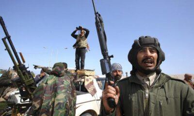 Libia, si profila la possibilità di un nuovo intervento imperialista