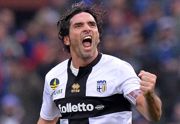 Il capitano del Parma Serie A Lucarelli si è scagliato contro Tavecchio e il sistema calcio.
