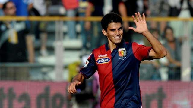 Diego Perotti Genoa