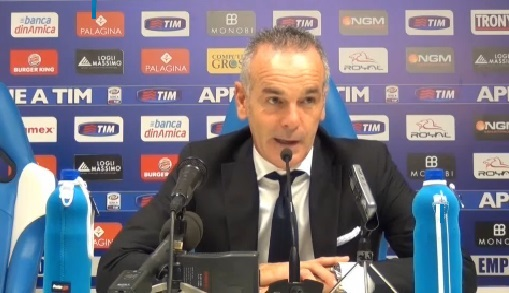 Pioli Lazio-Genoa.
