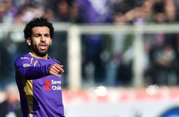Salah potrebbe essere l'arma in più della Fiorentina nella corsa al terzo posto.