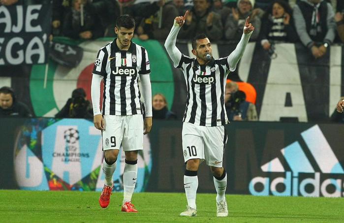 Borussia Dortmund-Juventus.