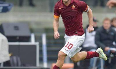 Francesco Totti, il migliore in campo nel match tra Verona e Roma