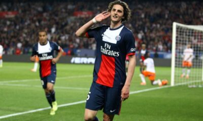 Adrien Rabiot, giovane stella del PSG