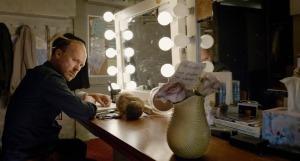 Michael Keaton in una scena di Birdman