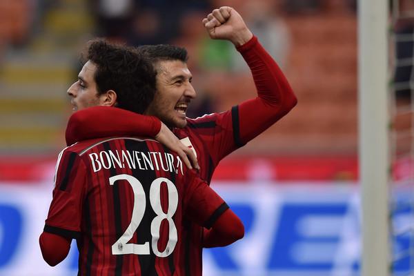 Serie A: il Milan rinasce, trascinato da Bonaventura