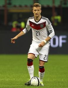 Marco Reus, avrebbe potuto giocare il Mondiale brasiliano, invece...