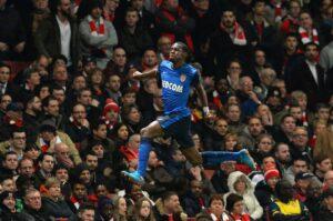 Ferreira Carrasco, autore del gol del 3-1 contro l'Arsenal