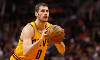 Kevin Love, ala grande dei Cleveland Cavaliers