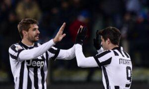 Morata Juventus e Llorente giocheranno con il Cesena per la prima volta insieme