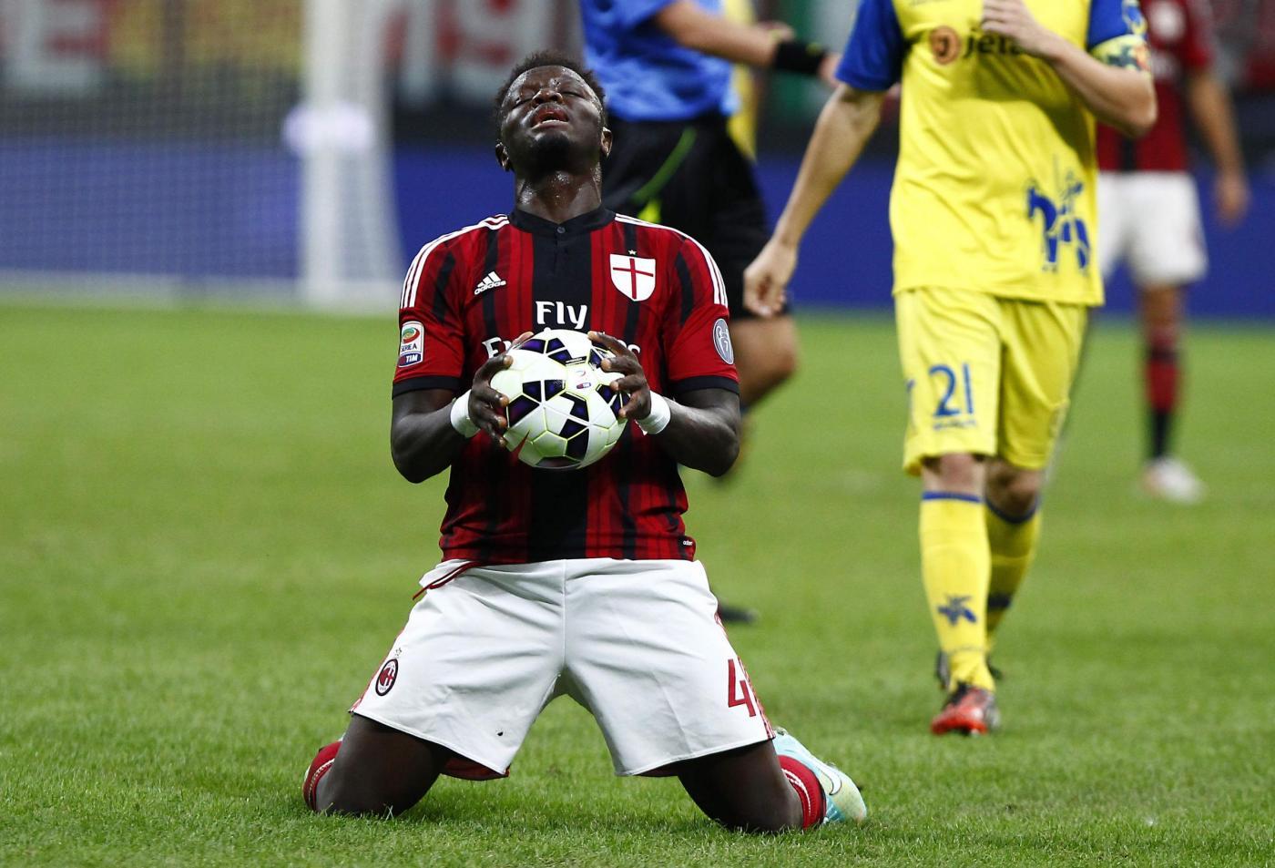 Il Milan va a Verona per sfidare il Chievo