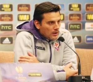 Vincenzo Montella ha parlato alla vigilia di Lazio-Fiorentina.