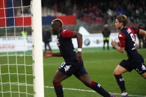 Cagliari-Roma 1-2: M'Poku esordisce in A con un gol