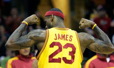 James, adesso i suoi Cavs sono a 12 vittorie di fila in Nba